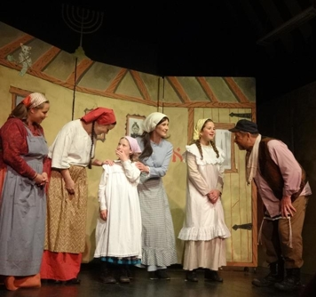 Fiddler On The Roof Dads