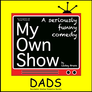 My Own Show poster