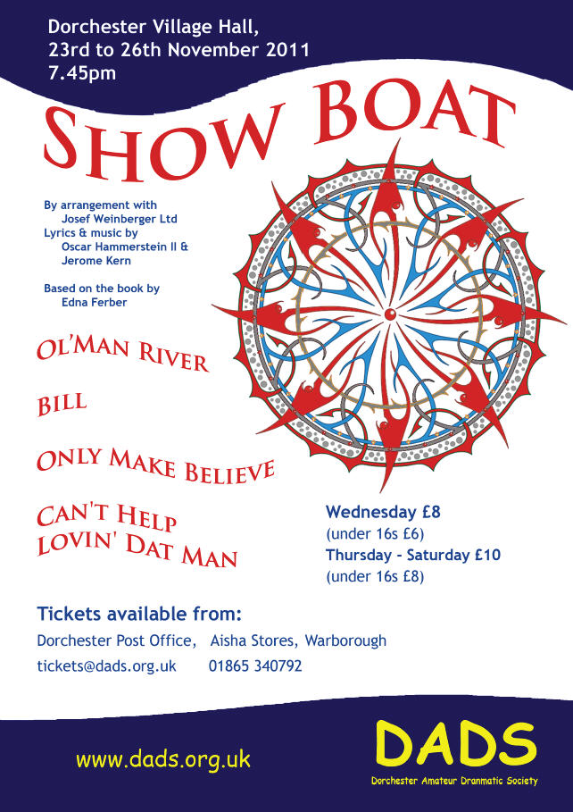 ShowBoat poster